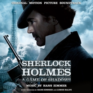 vinyl 2LP OST SHERLOCK HOLMES: A GAME OF SHADOWS