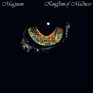 vinyl LP MAGNUM KINGDOM OF MADNESS