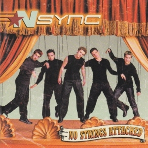 vinyl LP N Sync No Strings Attached (Picture Disc)