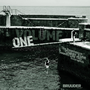 "vinyl 10"" Various - Bruuder Records Volume One"