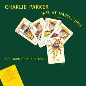 vinyl LP Charlie Parker Jazz At Massey Hall