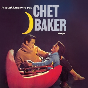 vinyl LP  Chet Baker ‎It Could Happen To You