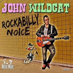 vinyl LP John Wildcat ‎Rockabilly Noice