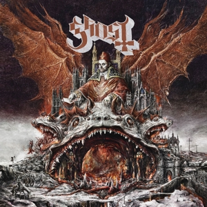 vinyl LP Ghost Prequelle