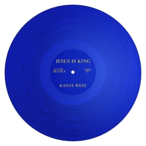 vinyl LP Kanye West Jesus Is King