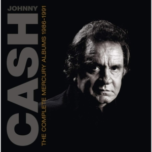 vinyl 7LP JOHNNY CASH COMPLETE MERCURY ALBUMS 1986-1991 / LTD BOXSET