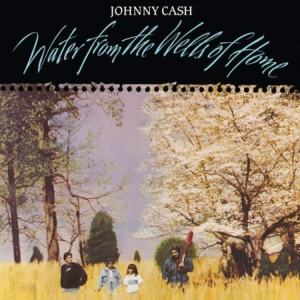 vinyl LP Johnny Cash Water From The Wells Of Home