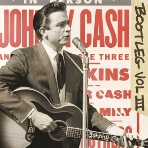 vinyl 3LP JOHNNY CASH BOOTLEG 3: LIVE AROUND THE WORLD