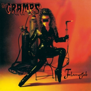 vinyl LP THE CRAMPS Flamejob