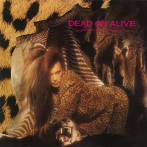 vinyl LP DEAD OR ALIVE SOPHISTICATED BOOM BOOM
