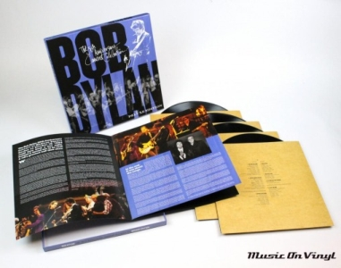 vinyl 4LP BOXSET BOB DYLAN 30TH ANNIVERSARY CELEBRATION CONCERT =BOX=
