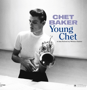 vinyl 3LP Chet Baker Young Chet - A Jazz Portrait by William Claxton