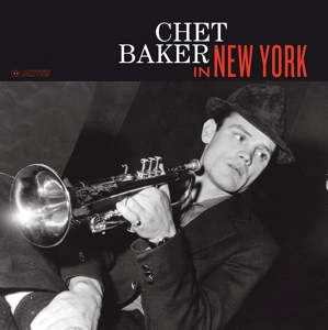 vinyl LP Chet Baker ‎In New York