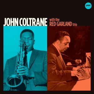 vinyl LP John Coltrane With The Red Garland Trio