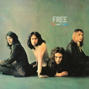 vinyl LP FREE FIRE AND WATER