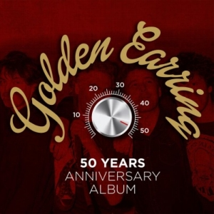 vinyl 3LP GOLDEN EARRING 50 YEARS ANNIVERSARY ALBUM
