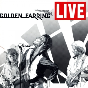 vinyl 2LP GOLDEN EARRING LIVE