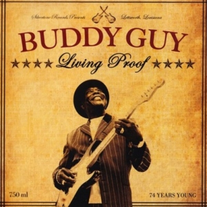 vinyl 2LP BUDDY GUY LIVING PROOF