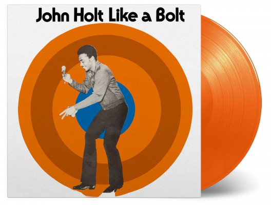 vinyl LP JOHN HOLT LIKE A BOLT