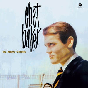 vinyl LP Chet Baker In New York
