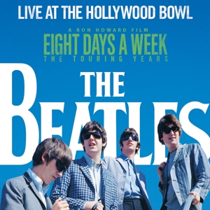 vinyl LP Beatles Live At the Hollywood Bowl