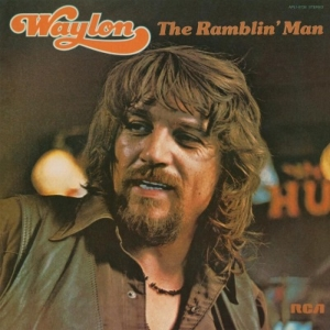 vinyl LP WAYLON JENNINGS THE RAMBLIN' MAN