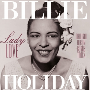 vinyl LP Billie Holiday Ladylove