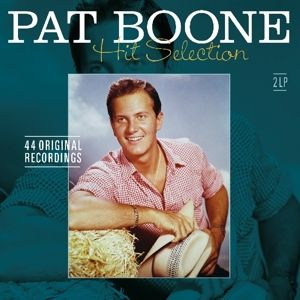 vinyl 2LP PAT BOONE Hit Selection - 44 Original Recordings