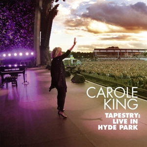 vinyl 2LP CAROLE KING TAPESTRY: LIVE IN HYDE PARK
