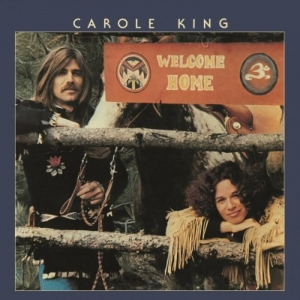 vinyl LP CAROLE KING WELCOME HOME