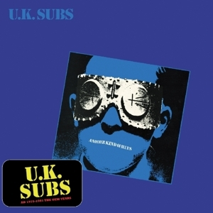 vinyl LP UK SUBS Another Kind of Blues