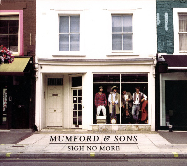 vinyl LP MUMFORD & SONS Sigh No More