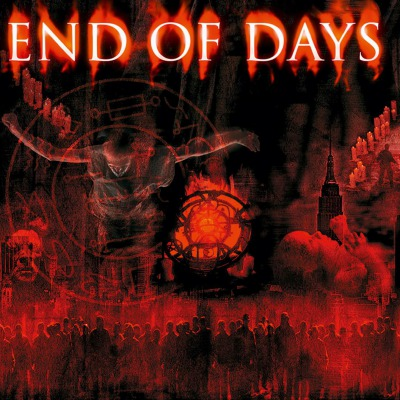 vinyl 2LP END OF DAYS Soundtrack