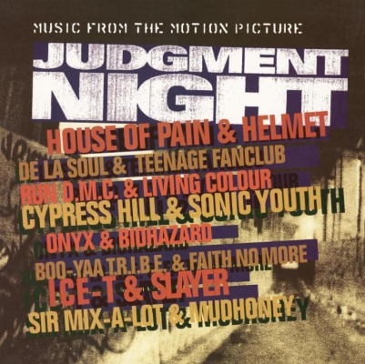 vinyl LP JUDGMENT NIGHT (Soundtrack)