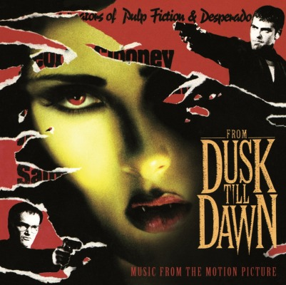 vinyl LP FROM DUSK TILL DAWN (ZZ TOP, STEVIE RAY VAUGHAN, THE LEFTOVERS A.O.) Soundtrack