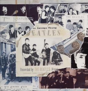 vinyl 3LP Beatles Anthology 1
