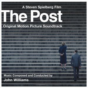 vinyl LP ORIGINAL SOUNDTRACK THE POST (JOHN WILLIAMS)