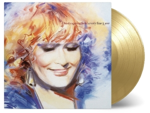 vinyl LP DUSTY SPRINGFIELD A VERY FINE LOVE