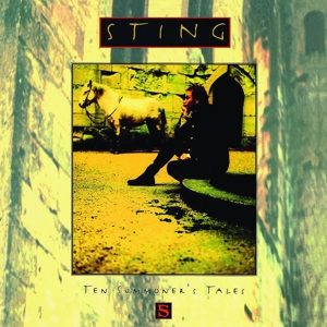 vinyl LP Sting Ten Summoner's Tales
