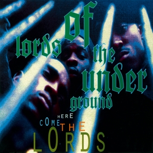 vinyl 2LP LORDS OF THE UNDERGROUND HERE COME THE LORDS