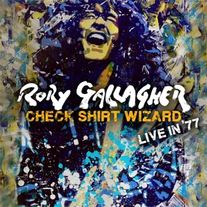 vinyl 3LP RORY GALLAGHER Check Shirt Wizard - Live In '77