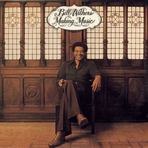 vinyl LP BILL WITHERS Making Music