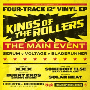 "vinyl 12""EP KINGS OF THE ROLLERS Main Event"