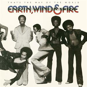 vinyl LP EARTH, WIND & FIRE That's the Way of the World