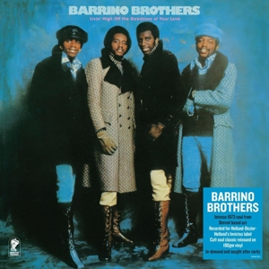 vinyl LP Barrino Brothers Living Off the Goodness of Your Love