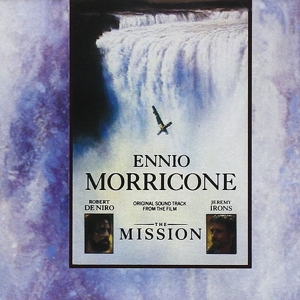 vinyl LP ENNIO MORRICONE Mission (Soundtrack)