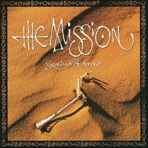 vinyl LP THE MISSION Grains of Sand