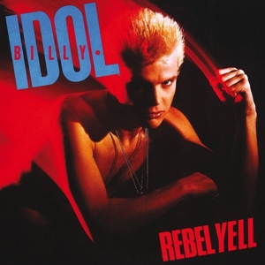 vinyl LP BILLY IDOL Rebel Yell