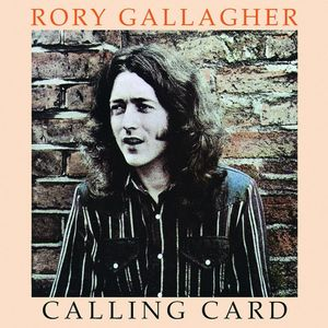 vinyl LP Rory Gallagher Calling Card