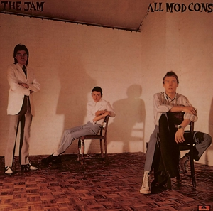 vinyl LP THE JAM All Mod Cons